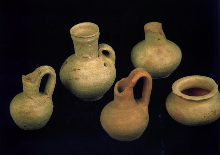Отрар. керамика.